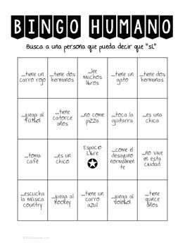 autograph bingo card template human bingo icebreaker for novice learners by placido