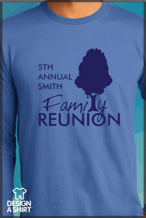 17 best images about family reunion shirts on pinterest