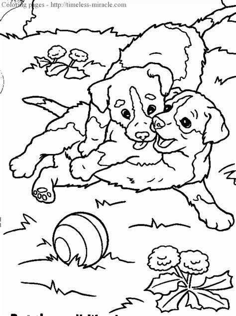 Baby Puppy Coloring Pages Timeless Miracle Com Baby Puppies Coloring Pages