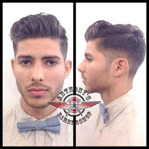 how to do a comb over with curly hair high fade comb over my style pinterest comb over