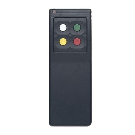 Garage Door Opener Remote Tester Linear Megacode Mdt 4a Five Button Visor Gate Garage Door