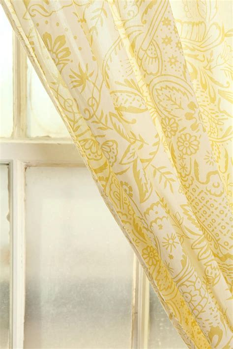 curtains for yellow bedroom yellow curtains guest room for the home pinterest