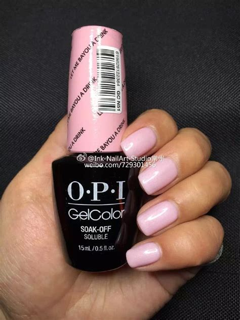 opi new orleans opi gelcolor opi makeup
