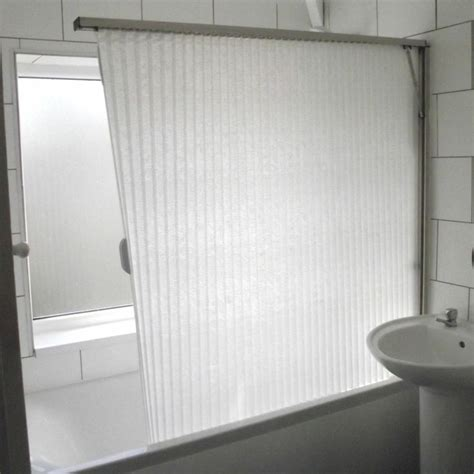 the bath shower screen details about fold away shower screen bath folding