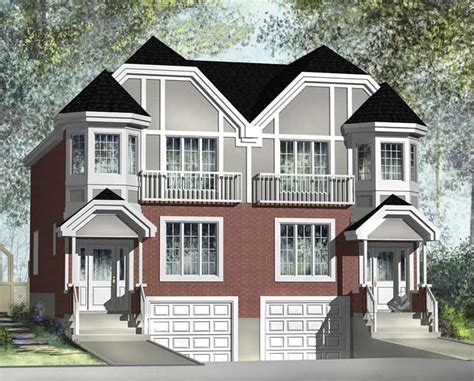 multiplex house multi unit house plan 157 1017 6 bedrm 3544 sq ft per