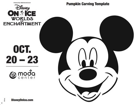 mickey mouse vire pumpkin template 17 best images about printables on mickey