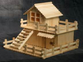 Popsicle Stick House Floor Plans popsicle stick house plans arts