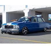 Ford Falcon Sp221 Planchado Al Piso