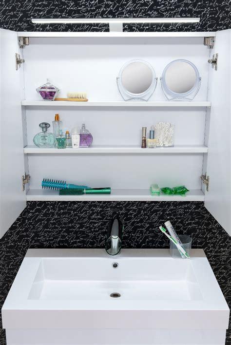 badezimmer 80 cm sam 174 badezimmer set lunik 2tlg spiegel wei 223 80 cm