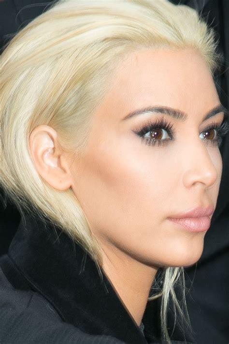 kim kardashian platinum blonde formula best 25 going platinum blonde ideas on pinterest