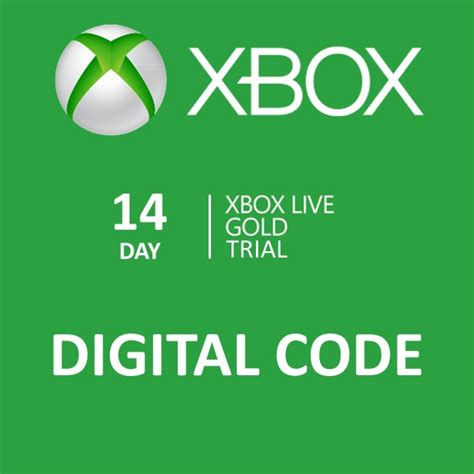 printable xbox live gift card xbox live gold trial 14 day membership card xbox 360 and