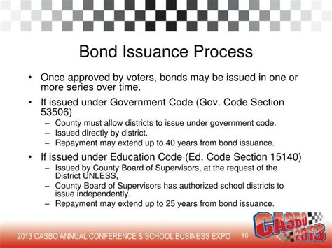 government code section ppt school bonds 101 powerpoint presentation id 1677816