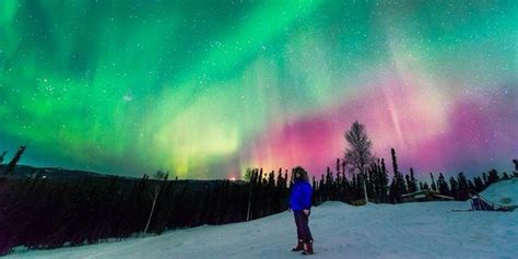 alaska northern lights 2018 if you can t get to alaska this dreamy lapse