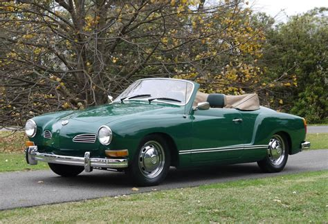 karmann ghia 1973 to the manor born rolls tops shannons melbourne auction