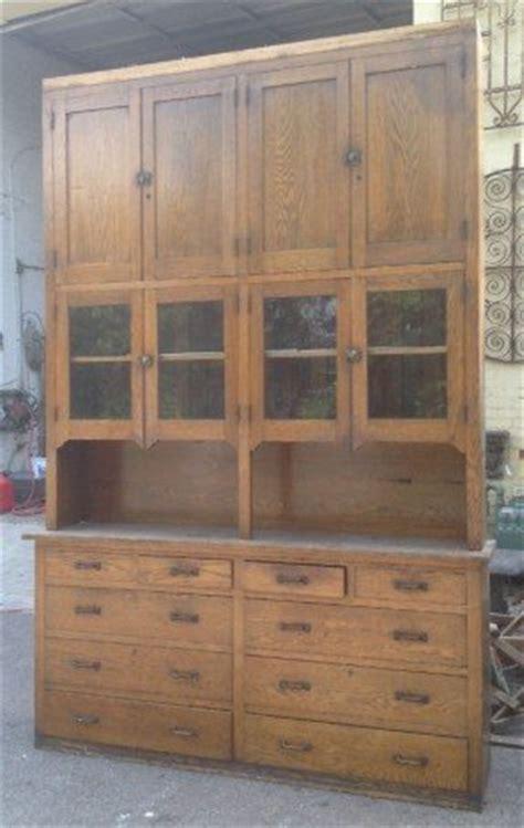 Oak Pantry Storage Cabinet   Foter
