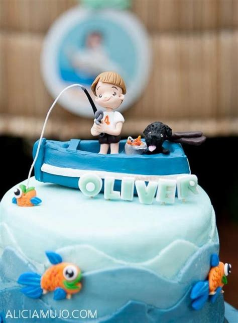 fishing boat party ideas 20 fishing themed birthday party ideas spaceships and