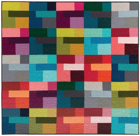 Solid Color Quilts by 231 Best Solid Color Quilt Ideas Images On