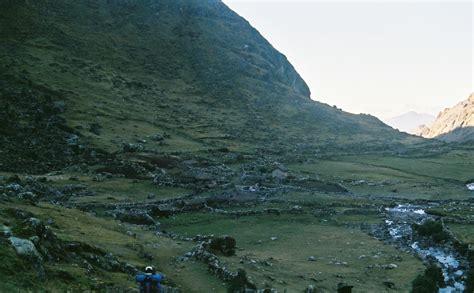 imagenes de paisajes incas file camino de inca bolivia jpg wikimedia commons
