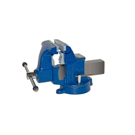 yost bench vise yost 6 1 2 in medium duty tradesman combination pipe and
