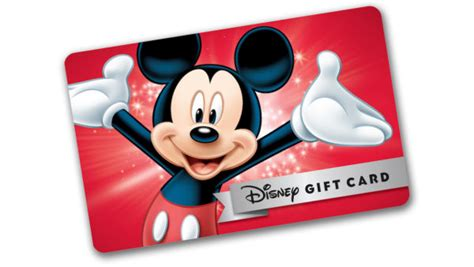 Disney Resort Gift Cards - new disney gift card egift now available to send via email