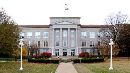 Mba Office Missouri State by Reorganization In Store For Missouri State President S