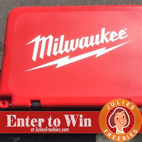 Milwaukee Tool Sweepstakes - milwaukee tools father s day giveaway julie s freebies