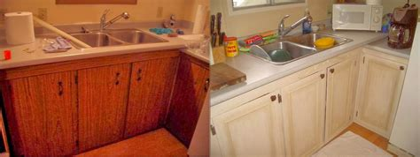 how to paint kitchen cabinets in a mobile home painting mobile home cabinets home painting ideas