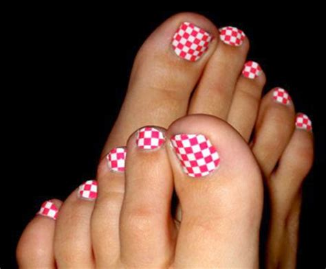 nail design 2014 cool pretty toe nail designs