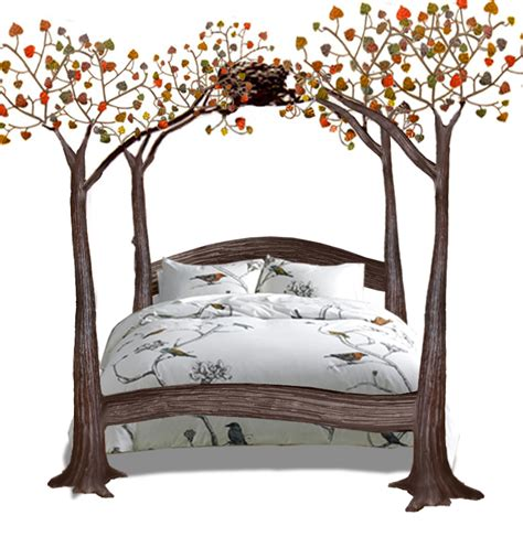 tree bed ideas to make your bedroom the sanctuary you deserve