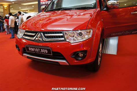 mitsubishi triton 2014 mitsubishi triton facelifted priced from rm82k