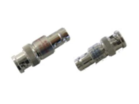 matching of resistors and capacitors coaxial measurement accessories stack electronics