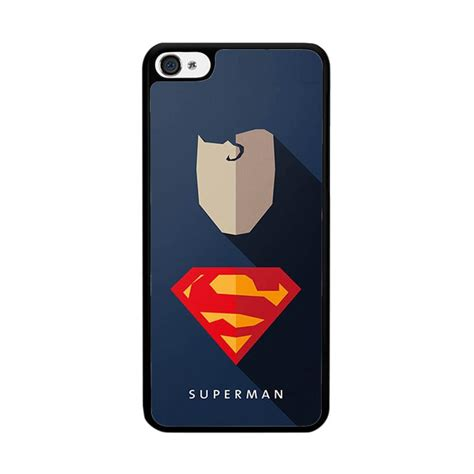 Casing Hp Iphone 6 Plus 6s Plus Custom Hardcase Cover jual acc hp superman o0247 custom casing for