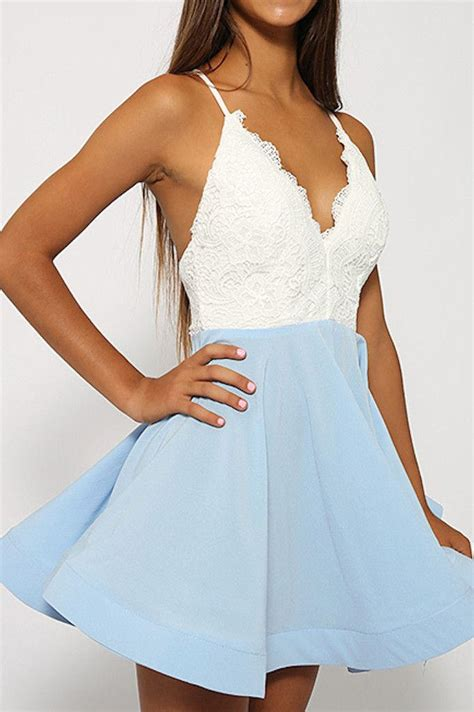 just swing just swing it blue dress by lovecat from colors of aurora