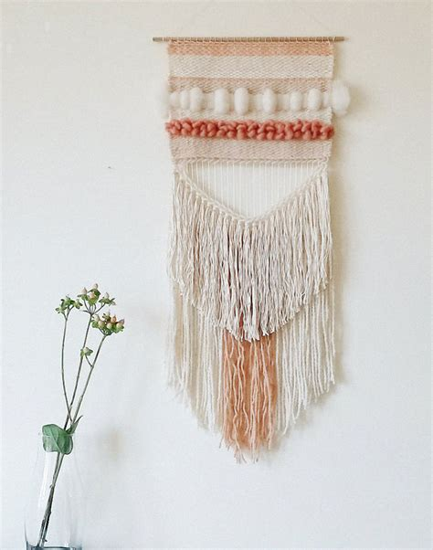 Etsy Wall Hanging - snooping on etsy woven wall hangings jest cafe