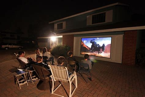 how to make a diy home theater projector and 50 quot screen top 10 budget home theater projector screens under 500