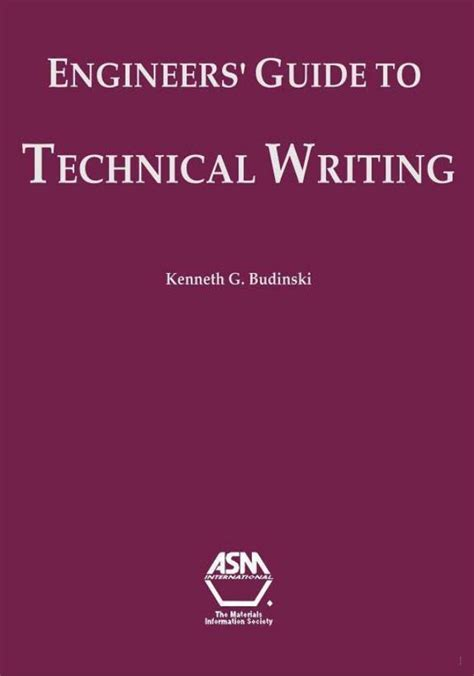 the ã s guide to the writing an memoir for prose writers books engineers guide to technical writing