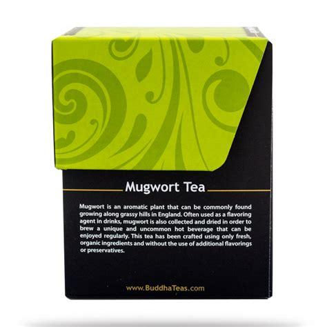 buy mugwort tea bags enjoy health benefits of organic