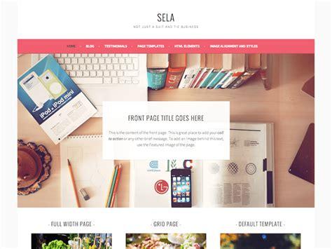 theme sela blog sela theme wordpress com