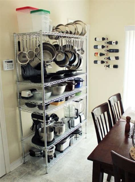 small kitchen storage ideas for a more efficient space 40 clever storage ideas for a small kitchen