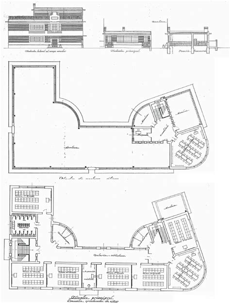 Grupo Escolar San Fernando | ArquitecturaVA