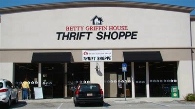 betty griffin house betty griffin house fruit cove florida thrift stores