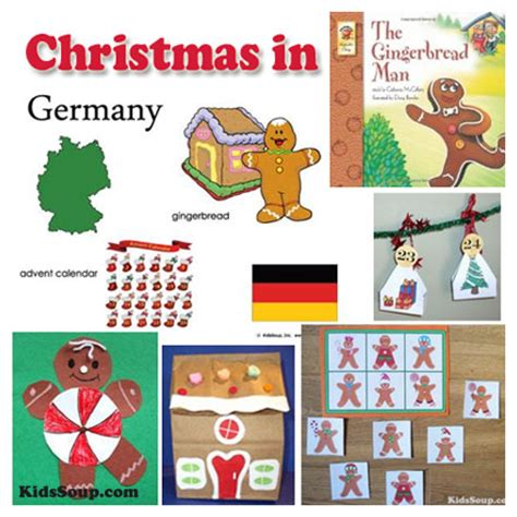 christmas in germany ideas for the classroom kidssoup