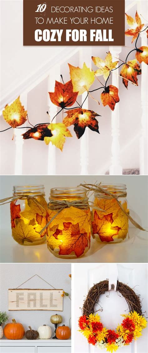 fall decorations to make at home best 25 fall room decor ideas on autumn