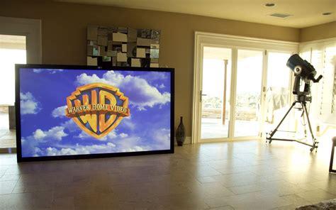 cedia epson high brightness projectors   livingroom