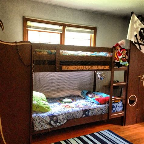 Pirate Ship Bunk Bed Diy Pirate Ship Bunk Bed Diy Furniture I