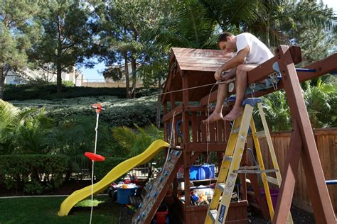 Backyard Zip Line Ideas Backyard Zip Line Safety 187 All For The Garden House Backyard