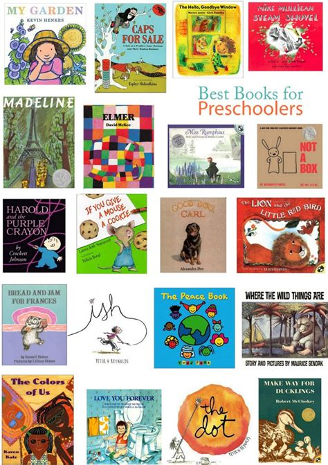 picture books for kindergarten how to select books for your preschool library kidskouch