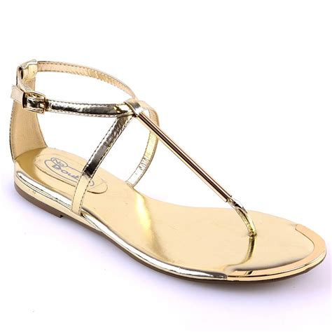 golden sandals gold t bar flat sandals gold sandals heels