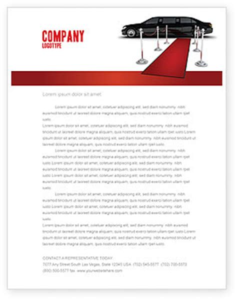 Rent A Car Letterhead Rent A Car Letterhead Templates In Microsoft Word Adobe Illustrator And Other Formats