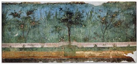 giardino di livia paesaggio nell arte